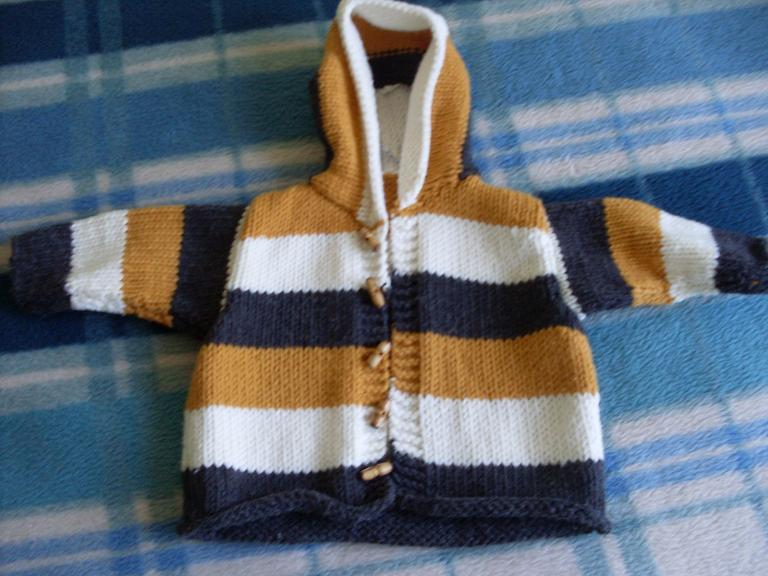 jersey de punto para niña de 2 años