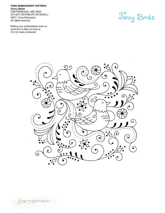 El Taller de Bielisa » Patrones para bordar
